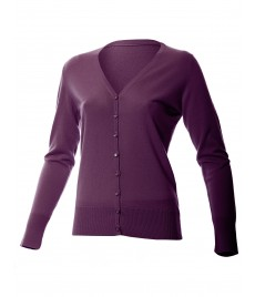 woman cashmere cardigan v neck