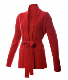 woman cardigan cashmere collar
