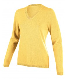 woman cashmere pullover v neck