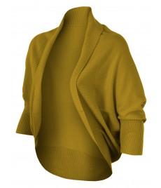 woman cashmere bolero