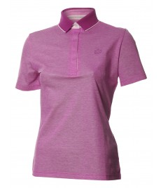 woman polo shirt pique