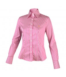 woman shirt high collar
