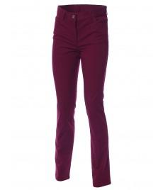 woman pants 5 pocket gabardin