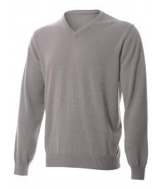 man cashmere pullover v neck