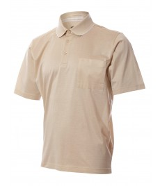 man polo shirt pocket