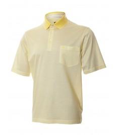 man polo shirt pique